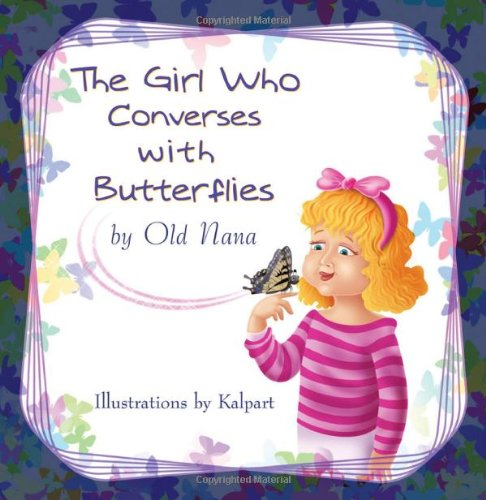 The Girl Who Converses with Butterflies