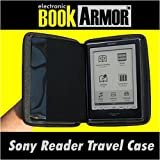 BookArmor (tm) BookCover Edition Travel Case for Sony PRS 700 PRS 505 PRS 600 PRS 500by Omniscience, Inc.