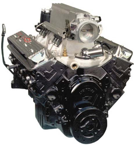 Genuine GM 12499120 Engine with Iron Vortec Head