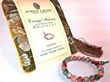 Energy Alchemy semi-precious stone Bracelet: EPIDOTE for the energetic intention of Fertility, Strength & Stamina
