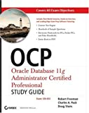 51h065htAQL. SL160  Top 5 Books of OCA &amp; OCP Computer Certification Exams for December 28th 2011  Featuring :#2: OCA: Oracle Database 11g Administrator Certified Associate Study Guide: (Exams1Z0 051 and 1Z0 052)