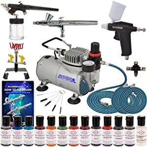 Airbrush For Cake Decorating Reviews : USD:Sale Master Pro Airbrush Cake Decorating Set Reviews ...