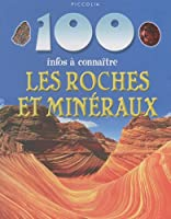 Les roches et minéraux