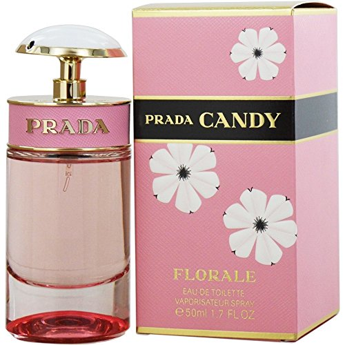 Prada Candy Floreale Eau de Toilette Spray 50 ml Donna - 50ml