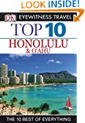 Top 10 Honolulu & Oahu (EYEWITNESS TOP 10 TRAVEL GUIDES)