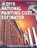 img - for 2010 National Painting Cost Estimator (National Painting Cost Estimator (W/CD)) book / textbook / text book