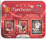 2003 Upperdeck Manchester United Strike Force Factory Sealed Box-david Beckham! Soccer , English Football