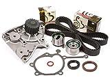 Evergreen TBK134WPT Mazda Ford F2 Turbo & Non-Turbo Timing Belt Kit w/ Water Pump