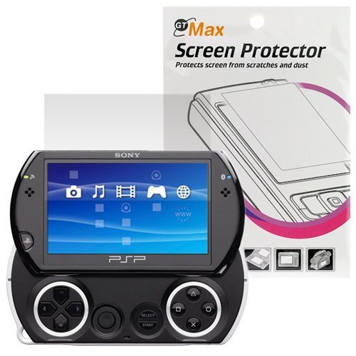 Durable Clear Lcd Screen Protector Guard For Sony Psp Go