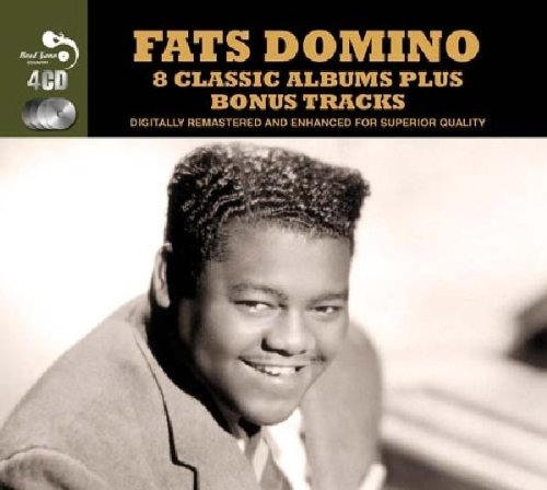 Fats Domino - 8 Classic Albums - Fats Domino - Zortam Music
