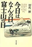 今日はなんの日、富士山の日
