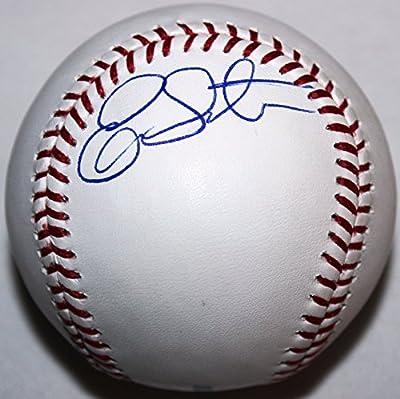Ervin Santana Signed Rawlings Official Major League Baseball Minnesota Twins Autograph COA
