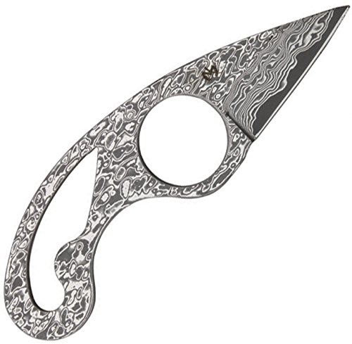 Fred Perrin La Griffe Damascus Knife
