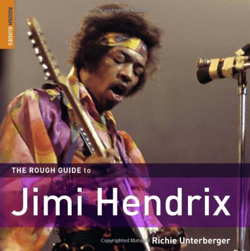 The Rough Guide to Jimi Hendrix (Rough Guides)