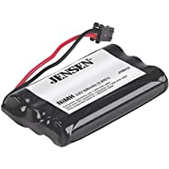 Audiovox Accessories JTB512 Jensen Ni-MH Cordless Phone Battery-PHONE BATTERY