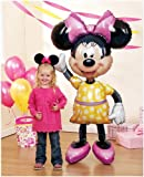 Birthday Express - 54 Disney Minnie Airwalker Jumbo Balloon