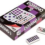 Cayro - 247 - Jeu De Plateau - Dominos - Double 9