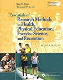 img - for Essentials of Modern Research Methods in Health, Physical Education, Exercise Science, and Recreation 2ND EDITION book / textbook / text book