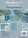 Pollyanna Pickering British Wildlife Card Making Kit, A Winter's Day
