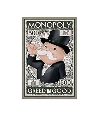 Monopoly Board Game Alternative