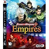 Dynasty Warriors 6: Empires (PS3)by Tecmo Koei