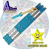 Toy - Ateamart Armband Handwerk Loom Bandz Board & Haken f�r alle Loom Bands
