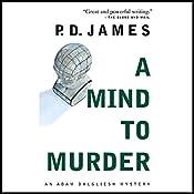 A Mind to Murder | P. D. James