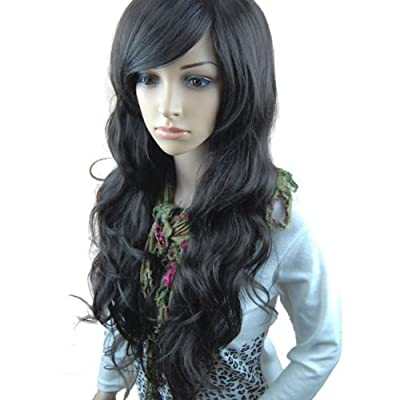 MelodySusie Long Curly Wig