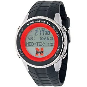NCAA Mens COL-SW-NEB Schedule Series Nebraska Cornhuskers Watch by Game Time