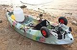 SIT IN OSPREY KAYAK/CANOE CART/TROLLEY BOAT MOVER NEW