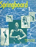 Springboard 1: Teacher's Book (0194353516) by Gordon, Deborah