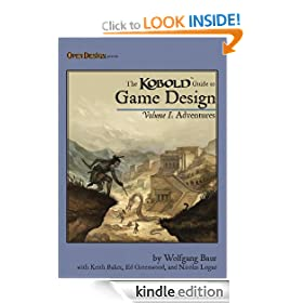 The Kobold Guide to Game Design: Adventures