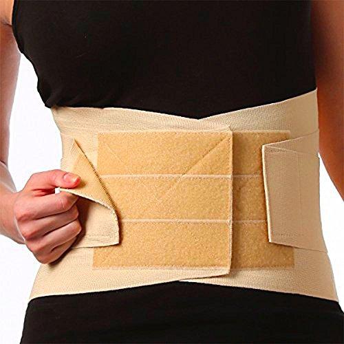 Novea, Back Brace, Lumbar Support, For Lower Back, Biege, Large (Back Brace Tens Unit compare prices)