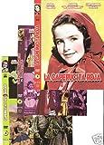 La Caperucita Roja 3-dvd Boxset (La Caperucita roja / Caperucita y sus tres amigos / Caperucita y Pulgarcito contra los monstruos) [NTSC/Region 1 and 4 dvd] (English subtitles)