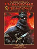 img - for The Comic Cover Art of Dungeons & Dragons Volume 1 book / textbook / text book