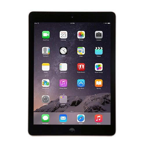 Apple iPad Air MD786LL/B touchscreen tablet (iOS 8, 1GB memory, 32GB hard drive, Wi-Fi) Space Gray (Ipad Air 32gb compare prices)