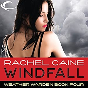 Windfall: Weather Warden, Book 4 Audiobook