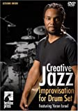 echange, troc Creative Jazz Improvisation for Drum Set [Import anglais]