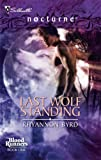 Last Wolf Standing (Blood Runners, Book 1) (Silhouette Nocturne)