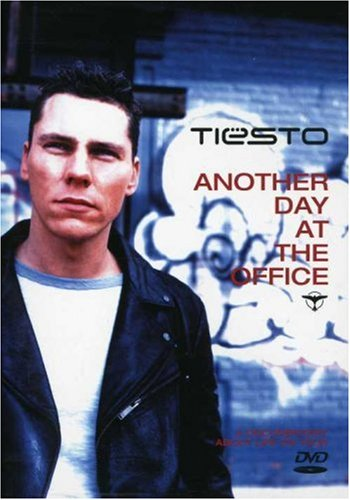 DJ Tiesto - Another Day at the Office Rave movie DVD