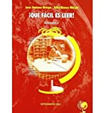 img - for ?Qu? f?cil es leer!, 2 (Paperback)(Spanish) - Common book / textbook / text book