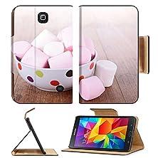 buy Msd Premium Samsung Galaxy Tab 4 7.0 Inch Flip Pu Leather Wallet Case Marshmallows Image Id 23730625