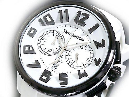 TENDENCE テンデンス Round Gulliver Chrono 腕時計/02046017