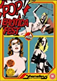 Shameless Pop Erotica Fest (Baba Yaga, Venus In Furs & Frightened Woman) [DVD]