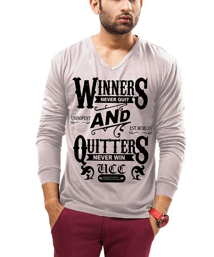 Unisopent-Designs-Printed-Mens-V-Neck-T-Shirt