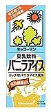 キッコーマン飲料 キッコーマン 豆乳飲料 バニラアイス 200ml×18本