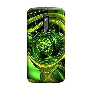iCover Premium Printed Mobile Back Case Cover With Full protection For Moto G3 / Moto G Turbo (Designer Case)