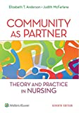 img - for Community as Partner: Theory and Practice in Nursing (Anderson, Community as Partner) book / textbook / text book