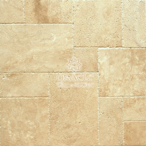 Tuscany Classic Travertine Versailles / Ashlar Pattern Tiles (UF/B/CE)