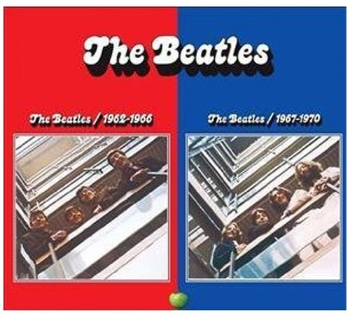 The Beatles - 1962 - 1970 - Zortam Music